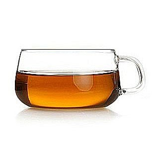 2pcs/lot new arrival high temperature heat resistant Glass Saucers Cup creative coffee mug 250ml OS 0071