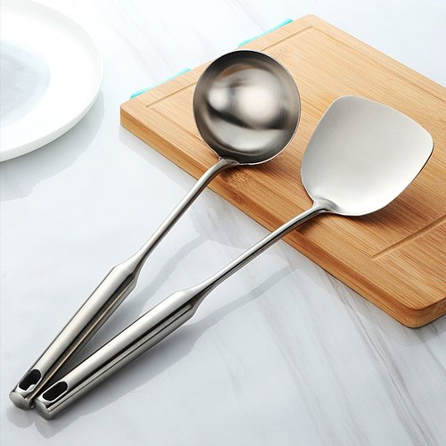 Extra thick and durable spatula pot spoon spatula  dropshipping