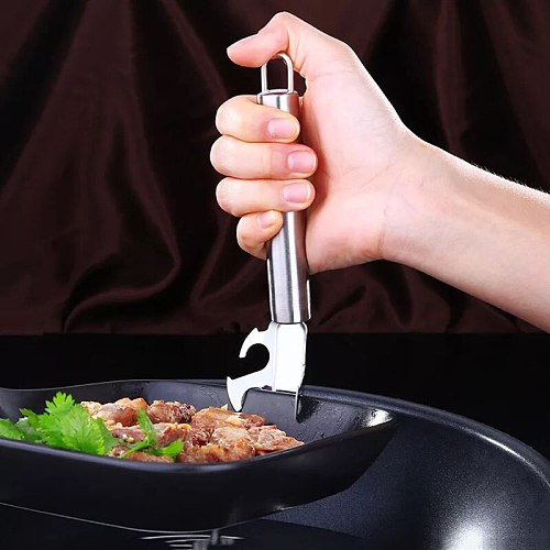 Stainless Steel Heat Proof Bowl Holder Dish Clamp Pot Pan Gripper Clip Hot Dish Plate Bowl Clip Retriever Tongs Kitchen Tool