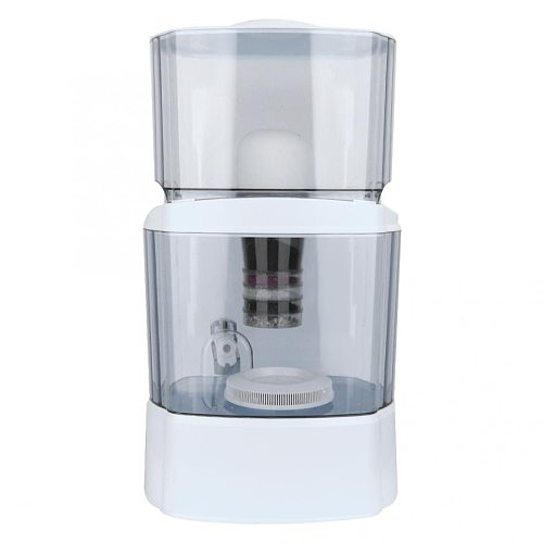 5 Stage 24L Home Water Filter Ceramic Carbon Mineral -Top Dispenser Purifier