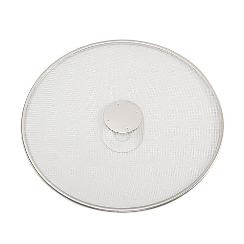Mesh Stainless Steel Pan Lid Splatter Screen Portable Oil Resist Practical Durable Protective Pot Cover Multifunctional