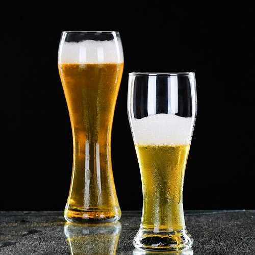 All you can drink beer beer glass wheat beer glass German Valentine beer glass bar large bar with beer glass