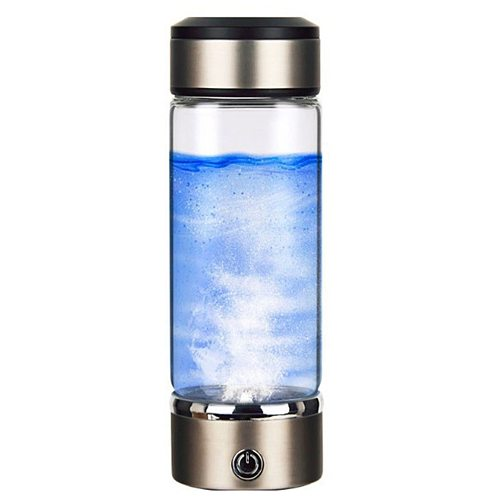 Hydrogen Water Generator Rechargeable Portable For Pure H2 Hydrogen-Rich Water Bottle Professional Portable