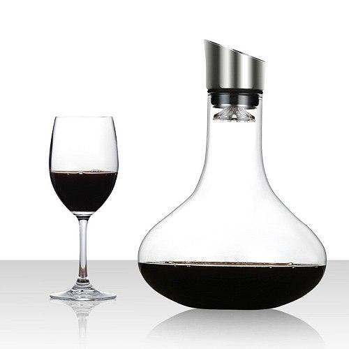 Lead-free crystal glass red wine wake-up wine household wine split wine personality wine jug set European style