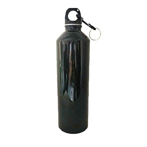 500ml Stainless Steel Mountain Road Bike Sports Water Bottles + Leak Proof Cap Gym Canteen Tumbler Water Bottle With Lid
