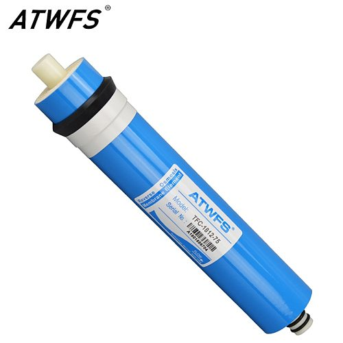 ATWFS High Quality 75 gpd RO Membrane Reverse Osmosis Membrane System Water Filter Cartridge TFC-1812-75
