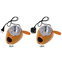 Electric Heating Chocolate Candy Melting Pot Fondue Fountain Machine Kitchen Baking Tool Retailsale