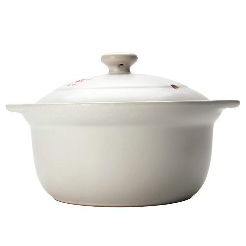 Casserole large-capacity heat-resistant soup pot wide mouth casserole pot ceramic pot stew pot household stone pot