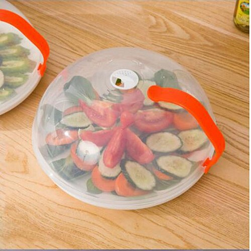 Cover For Microfibers Professional Microwave Food Anti-Sputtering lid Microwave Bell Cover Heat Resistant Cover For Microfibers