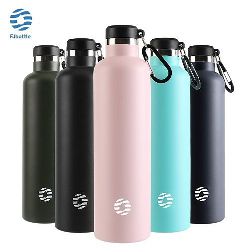 FJbottle Thermos Bottle,Vacuum Flask Large Capacity Water Bottle,Keep Water Cold&Warm,Suitable For Fitness