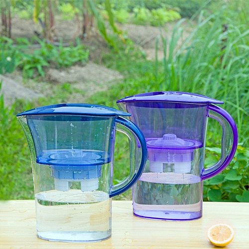 Automatic Switch Water Filter Household Activated Carbon Jug Home Purifier Healthy Drink Machine