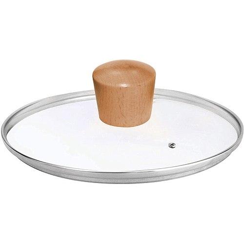 8Pcs Wooden Pot Lid Cap Wooden Pot Lid Handle Universal Pot Lid Cap Kitchen Pot Lid Cap