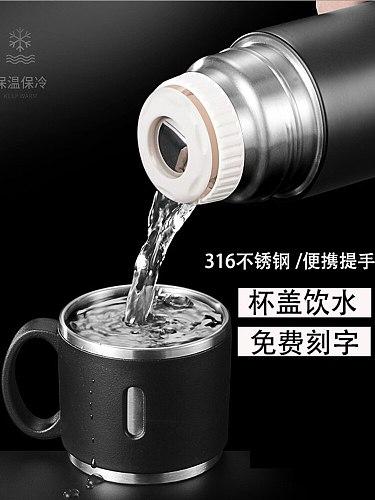 Universal Water Bottles Bulk Vacuum Flasks Fashion Stainless Steel Tumbler Classic Botella Acero Inoxidable Reusable Cup BD50TT