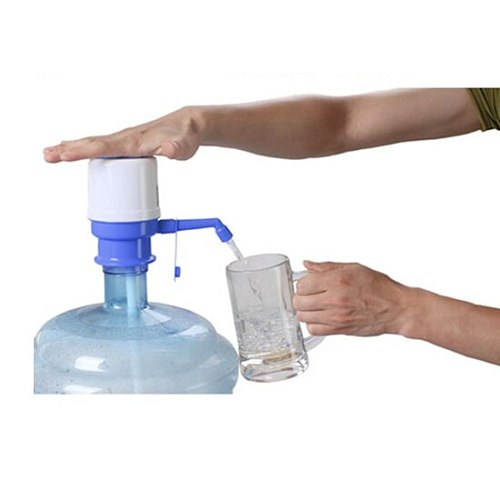 5 Gallon Bottled Water Hand Press Manual Pump Faucet Tool Drinking Ideal Press Manual Pump Dispenser Bottled water dispenser