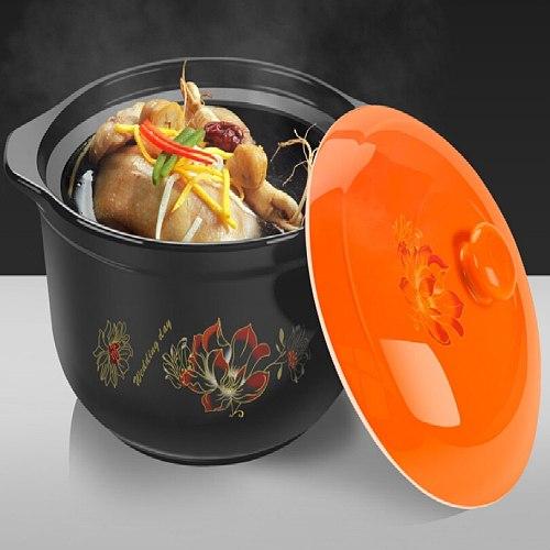 1000ML 1500ML ecasserole arthenware pot casserole cooking pot ceramic casserole FREE SHIPPING