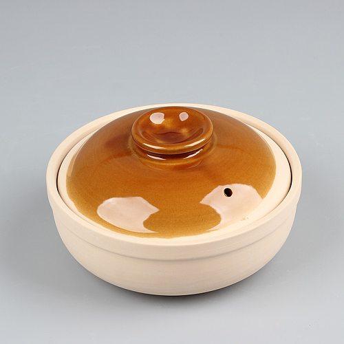 400ml Casserole Rice Noodle Casserole Porridge Pottery Pot Pottery Kitchen Soup Pots Pans Clay Pot Chaoshan Chaozhou