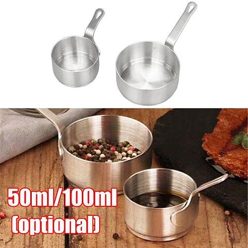 Milk Sauce Pan Saucepan Coffee Warmer Pan Non Stick Melting Pot Cookware New