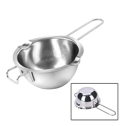 DIY Stainless Steel Wax Melting Pot Double Boiler Pitcher  Mixing Wedding Scented Candle Soap Making Kitchen Tool