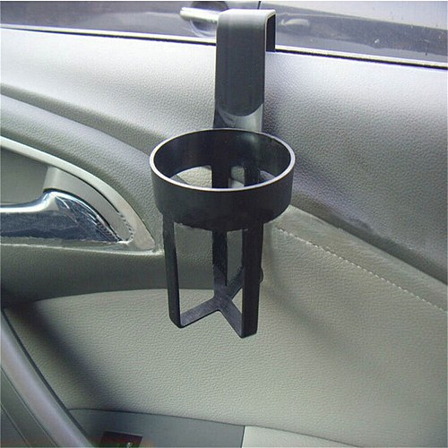 Universal Car Cup Holder Truck Drink Water Cup Bottle Holder Door Mount Stand Drinks Holder Stand Clip Shelf Car Accessories L15