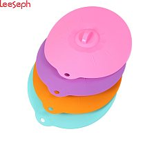 Silicone Bowl Lids , Reusable Suction Seal Covers for Bowls, Pots, Cups. Food Safe  kitchen accessories