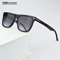 2021 luxury Brand vintage Sun glasses Men Women Sunglasses Driving Sunglasses Eyewear Fashion Male Acetate Female Glasses TF0513
