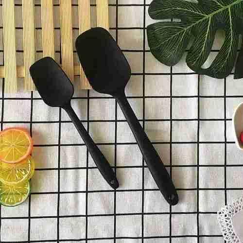 6pcs Cream Spatula Silicone Cooking Kitchen Utensils Baking Cookware Set Tool Non-Stick Spatula G3F8 X5U0