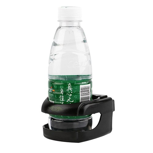 newClip-on Auto Car Truck Vehicle Air Condition Vent Outlet Can Drinking Water Bottle Coffee Cup Mount Stand Holder Accessories