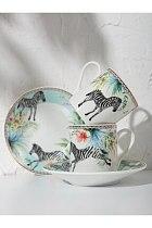 Mug and Cup Set of 2 thin waist 2-Piece Tea coffee and Cup, أكواب кружка для чая большая, кружка, for two person cup