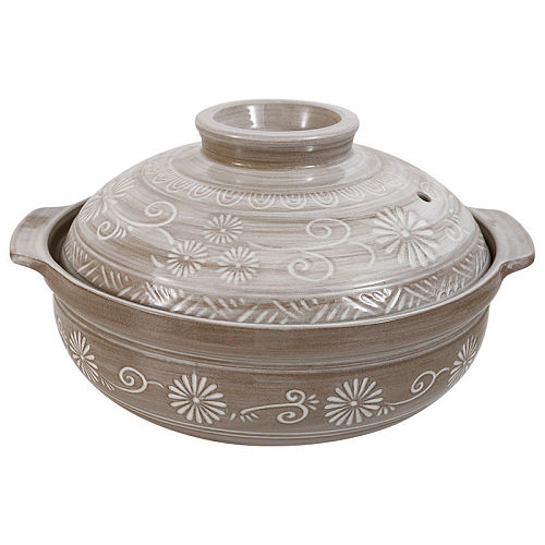 Casserole Stew Pot Soup Pot Stock Pot Stone Pot Small Casserole Small Japanese-style High Temperature Resistant Gas Household
