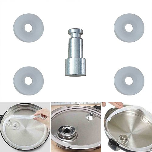 Universal Replacement Floater Sealer Electric Pressure Cookers For Kitchen Cookware Parts Floater+4x Sealer Cooker Accessories