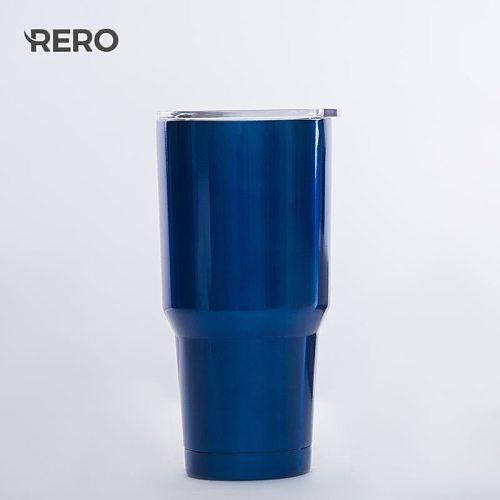 RERO Stainless Steel Vacuum Bottle Car Thermos Tumbler Sports Water Bottle Travel Vacuum Flask Bottle 900ML