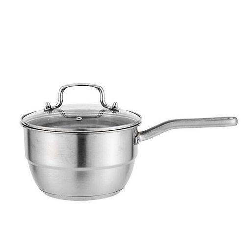 Double Boilers Double-layer non-stick Korean multi-purpose milk steamer milk pot