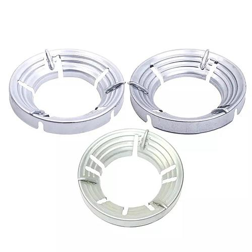 Five Openings / Four Openings / Eight Openings Stainless Steel Gas Stove Gas Hood Heat Shield Cookware Accessories Hot Sale