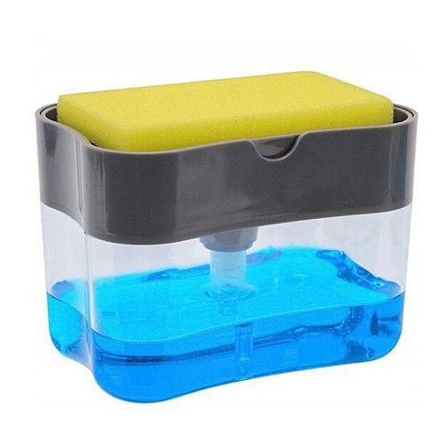 Press Type Soap Dispenser Pump Kitchen Bathroom Shower Gel Hand Sanitizer