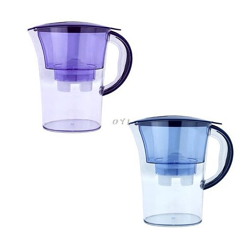 Water Filter Household Activated Carbon Jug Home Purifier Healthy Drink Machine