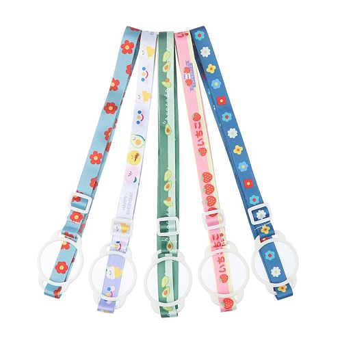 Portable Long Buckle Portable Beverage Hanging Rope TravelRope Cup Accessories Kitchen Tool Water Bottle Shoulder Travel Strap