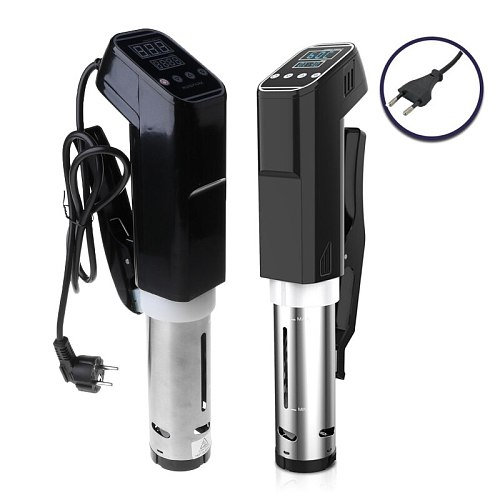 Sous Vide Cooker 1000W Precise Temperature Timer Stainless Steel Thermal Immersion Circulator Vacuum Food Cooker WIFI
