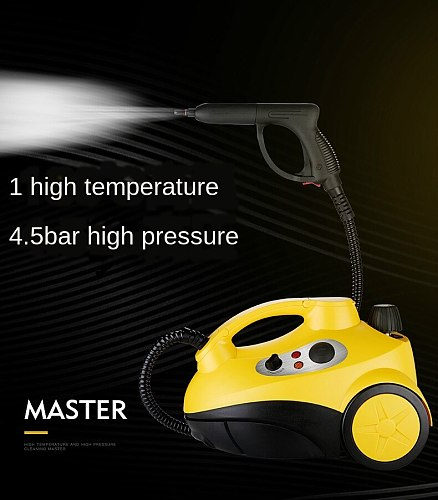 High - temperature and high-pressure steam cleaning machine household appliance range hood air conditioning cleaning machine