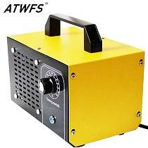 ATWFS Ozone Generator 60g/48g/36g/28g/10g Ozonator 220v Air Purifier for home Ozonizador Cleaner Desinfection Ozono O3 Generador