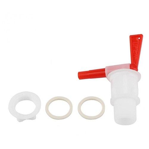 3pcs Beer Brewing Bottle Plastic Spigot Homebrew Beer Tap Faucet Fermentation Wine Making Bucket Dispenser Barware Tools