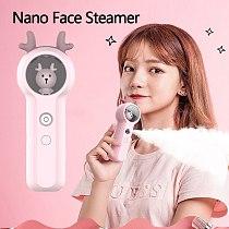 air humidifier Nano Face Steamer USB Mist Sprayer Moisturizing Hydrating Portable Nebulizer Facial Steamer Skin Care Tool