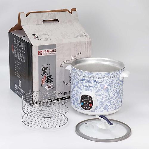 6L Automatic Black Garlic Fermenter Home DIY Multifunctional Zymolysis Yogurt Maker Natto Rice Wine Maker Machine Cooking Tools