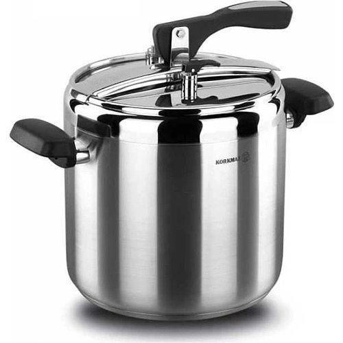 Korkmaz Turbo Pressure Cooker 5-7-9 Lt A155 28cm Kitchen Accessories Utensils For Kitchen Saucepan Pressure Cooker Cookware