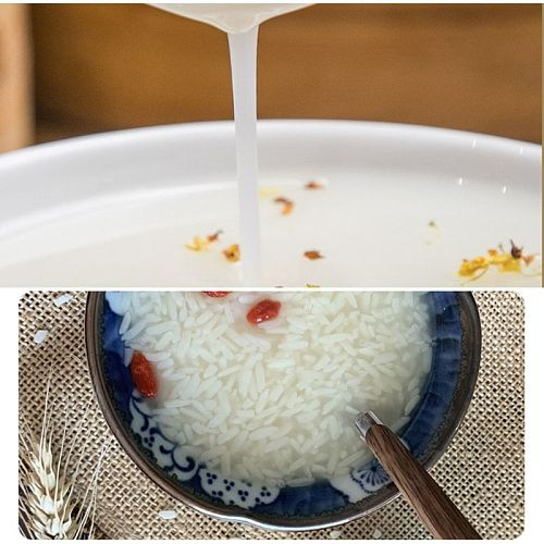 8g x 10 Bags Probiotics Chinese Rice Wine Leaven Fermentation Starter for DIY Making Material Home Brewing