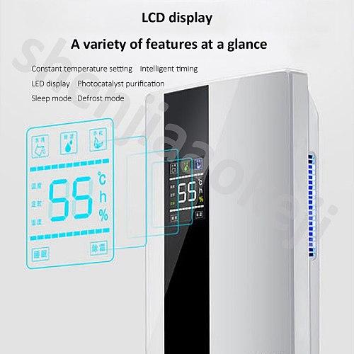 Home energy-saving dehumidifier Quiet dehumidification intelligent frost absorber smart multi-mode type dehumidifier 220v 90w