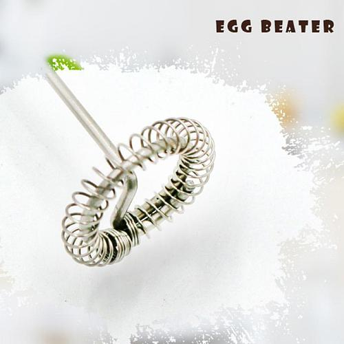 Electric Egg Beater Milk Frother Kitchen Drink Foamer Whisk Mixer Stirrer Coffee Cappuccino Creamer Whisk Frothy Blend Whisker