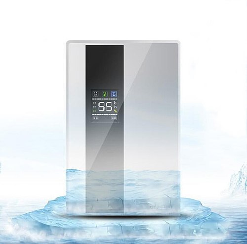 Dehumidifier household smoke wet machine to mute the bedroom basement small smoke wet moisture absorption drier  D205