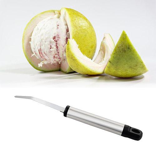 1Pc Grapefruit Peeler Stainless Steel Citrus Peeler Grapefruit Fruit Knife Creative Fruit Tool Kitchen Grapefruit Peeler