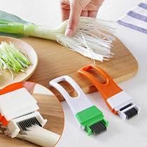 Color Random Vegetable Onion Cutter Shredder Slicer For Kitchen Convenience Slicer Vegetable Peeler Kitchen Accessories