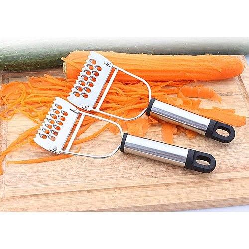2019   new Multifunction Stainless Steel Vegetable Julienne Grater Peeler Cutter Potato Carrot Fruit Slicer Kitchen Tools